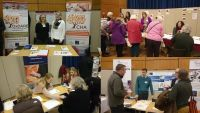ARUK Open day collage 1