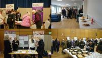 ARUK Open day collage 2