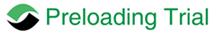 Preloading logo