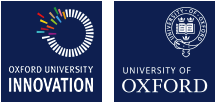Oxford University Innovation and the University of Oxford logos