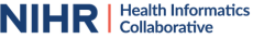 The logo of the National Institute for Health Research Health Informatics Collaborative