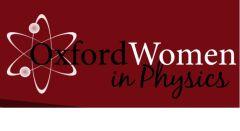 Oxford Women in Physics logo
