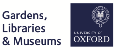 GLAM logo with University of Oxford