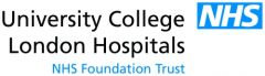 NHSUniversity College London HospitalsNHS Foundation Trust logo