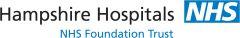 Hampshire Hospitals NHS Foundation Trust logo