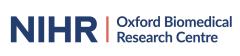 Oxford Biomedical Research Centre logo
