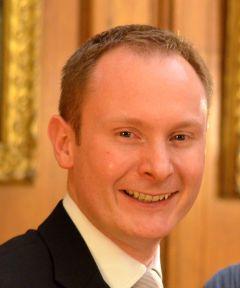 Informal headshot of Neil Herring
