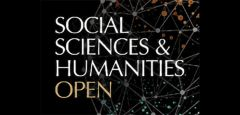 Social Sciences and Humanities Open