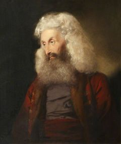Portrait of Jacob Bobart the Elder