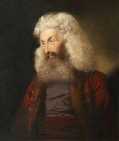 Portrait of Jacob Bobart the Elder