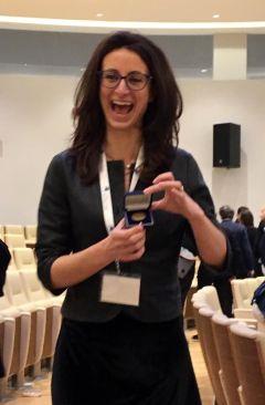 Anna Paola Salvetti Gold Medal 2019
