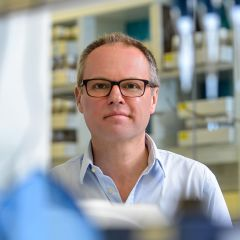 Gero Miesenböck has won the Massry Prize 2016 for his work on optogenetics
