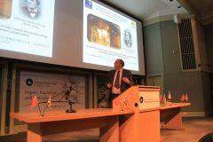 Prof Robbins's Chinese talk