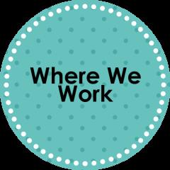 OSPREA Where We Work