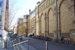 Le Gros Clark building,