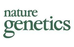 NATURE GENETICS LOGO