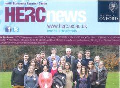 HERC Newsletter - 10th Issue