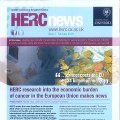 HERC Newsletter - 2nd Issue