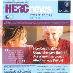 HERC Newsletter - 7th Issue