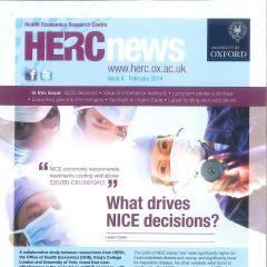 HERC Newsletter - 6th Issue