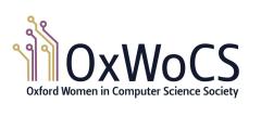Oxford Women in Computer Science logo