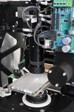 Automated imaging of protein crystallization experiments in the OPPF