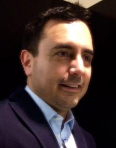 Professor Arturo Reyes Sandoval portrait