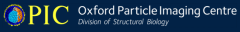 logo for the Oxford Particle Imaging Centre (OPIC)