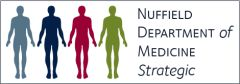 The Nuffield Department of Medicine Strategic logo