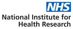 NIHR new logo