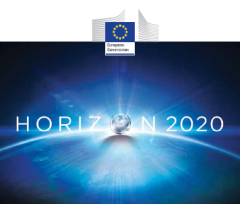 Logo of Horizon 2020