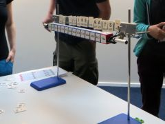 The DNA decoding and mutations public engagement activity