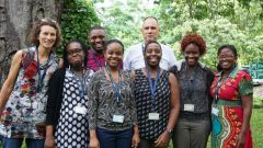 Bringing science and health research to Kenyan schools