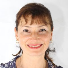 Lyudmyla Borysova