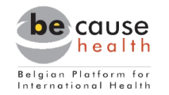 Medicines Working Group of Be-cause Health