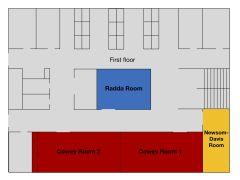 WIN Annexe Ground Floor Layout