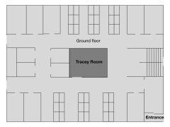 WIN Annexe Ground Floor Plan