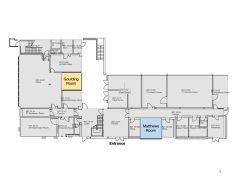 WIN Annexe First Floor Plan