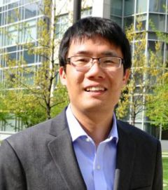 A headshot profile photo of Chunxiao Song
