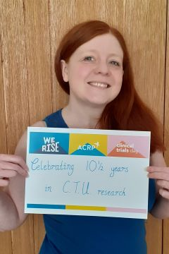 Louise Jones - Clinical Trial Manager