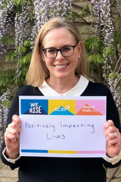 Stephanie Robinson - Clinical Trial Coordinator