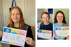 Emma Ogburn, CTU Operational Director, with her two daughters.