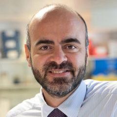 Professor Paolo De Coppi