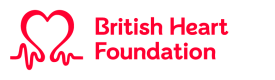 BHF logo horizontal