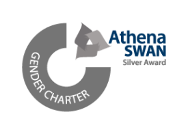 Picture of the Athena SWAN silver award logo