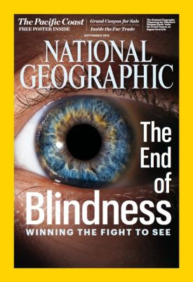 National Geographic September 2016 Front Cover (Small)