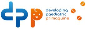 Logo for the Developing Paediatric Primaquine (DPP) project
