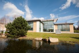 The MSc course is based at Winchester House on the Oxford Science Park, with dedicated state-of-the-art teaching and research facilities.