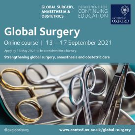 Global Surgery 2021