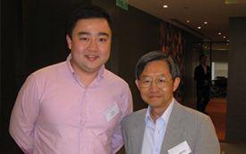 Xi Li and Km Wong